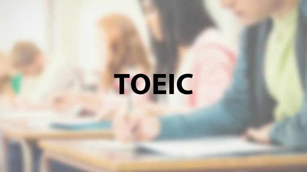 Exámenes TOEIC